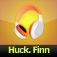 Adventures of Huckleberry Finn by Mark Twain  (audiobook)
